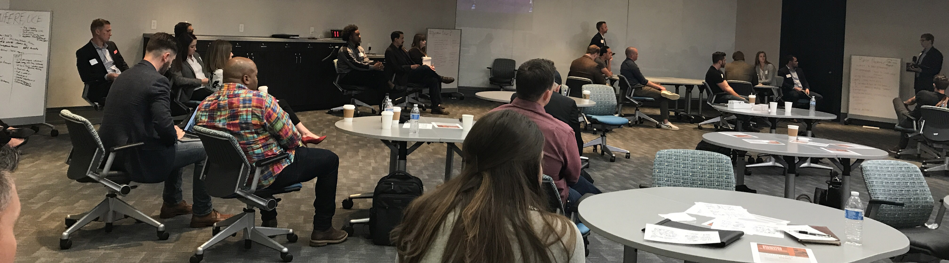 Focus groups tackled big issues about the entrepreneurial ecosystem of Oklahoma