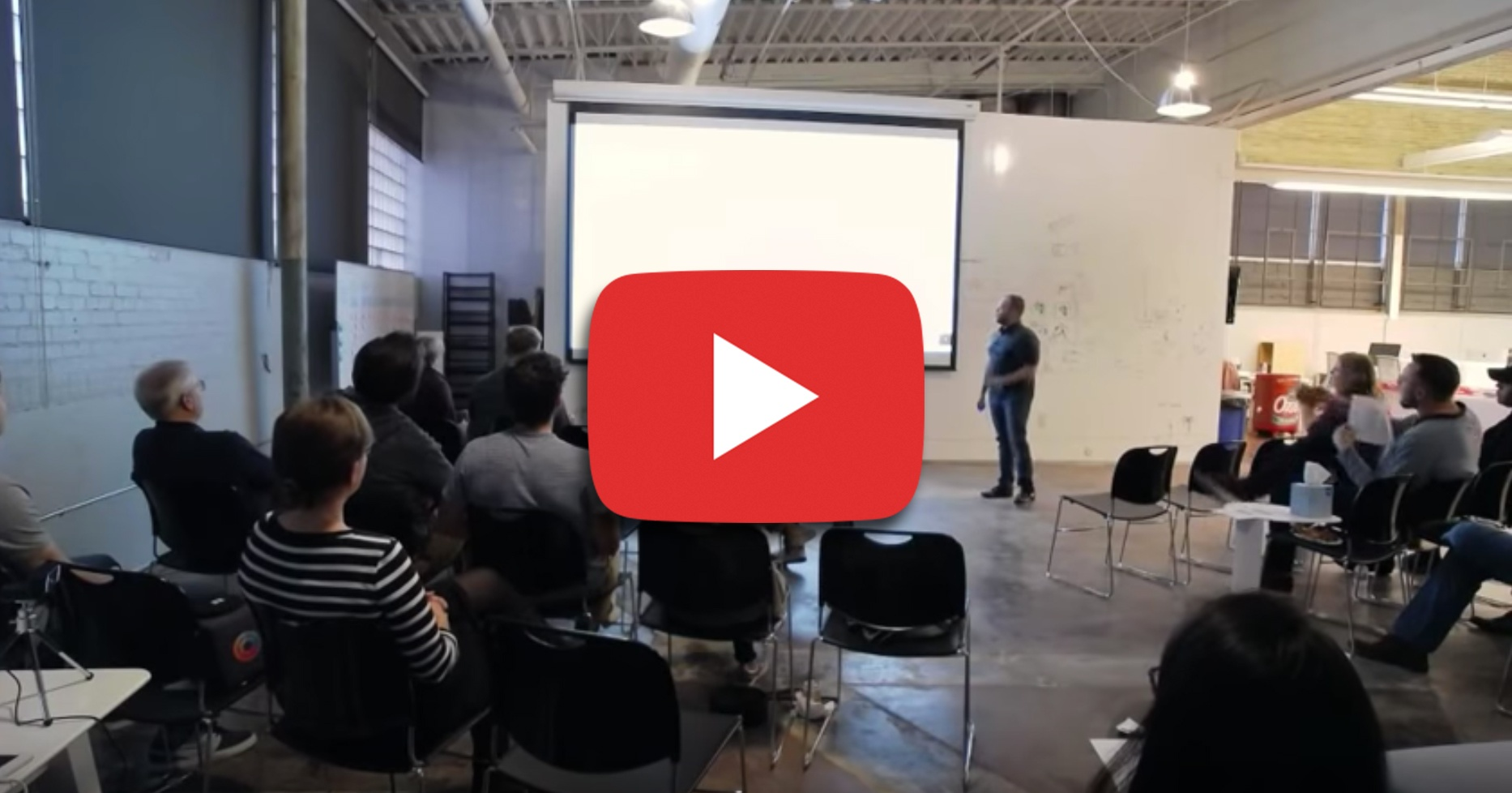 Data+Creativity Meetup on the psychology of software design